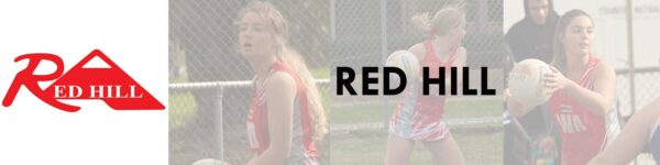 Web Red Hill Netball