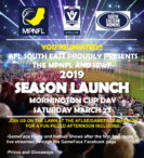 MPNFL-SEWF Season Launch 2019