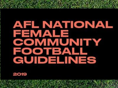 Female Guidelines 2019