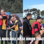 AFLSE Junior Coach Mentors