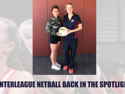 Interleague Netball