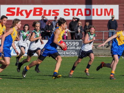 AFLSE Region Junior Championships