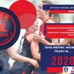 Mt Eliza Women – 2020